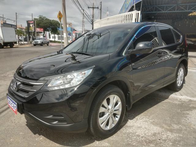 Honda CRV 2.0 16V 4P LX Automático - Foto 7
