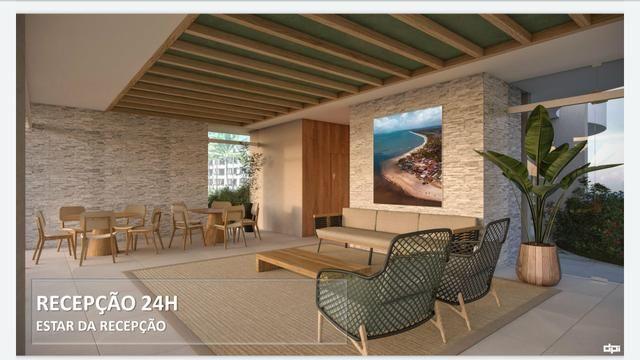 Mana Beach Experience lançamento 1 e 2 quartos na Praia de Muro Alto na frente do Oka - Foto 9