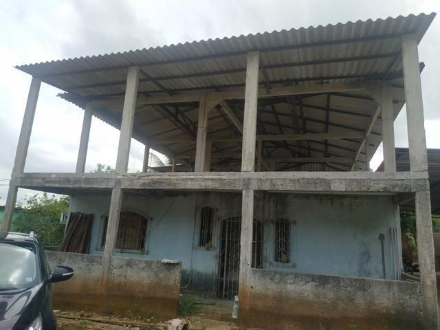 Terreno 500m² com casa / novo brasil - Foto 6
