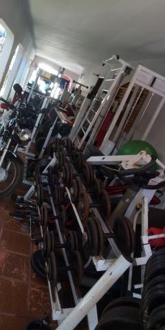 Vendo todos aparelhos de musculação - Foto 6