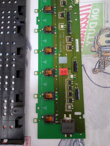 Placa inverter tv AOC Lc42h053 - Foto 4
