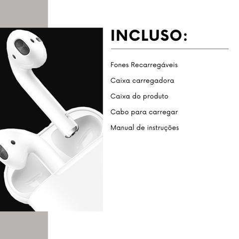 Fone de ouvido sem fio - AirPhone - Foto 3