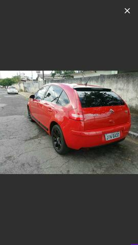 C4 Hatch Red - Oportunidade - Foto 6