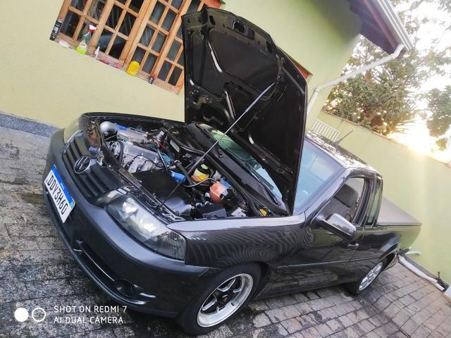 Saveiro 2001 turbo legalizada