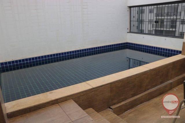 Cobertura com 4 dormitórios para alugar, 304 m² por R$ 6.000,00/mês - Setor Oeste - Goiâni - Foto 16