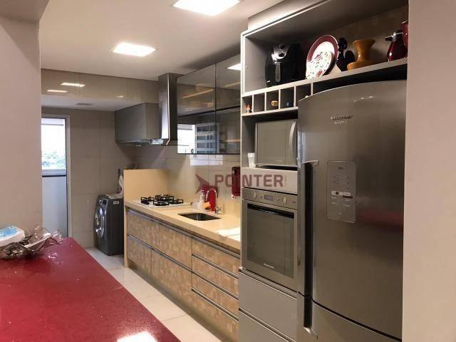 Apartamento com 3 dormitórios à venda, 84 m² - Jardim Goiás - Goiânia/GO - Foto 8