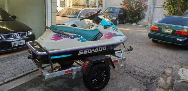 Jet ski seadoo SP 96 - Foto 5