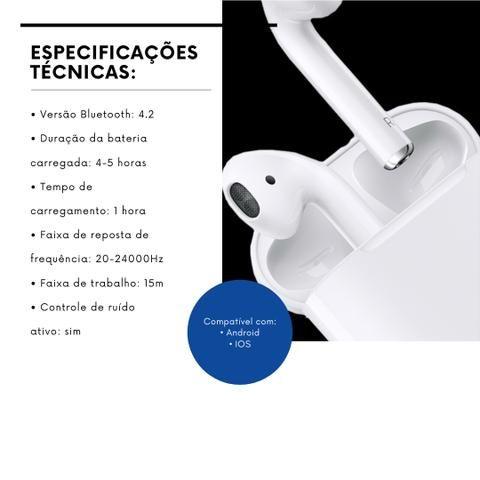 Fone de ouvido sem fio - AirPhone - Foto 4