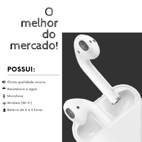 Fone de ouvido sem fio - AirPhone