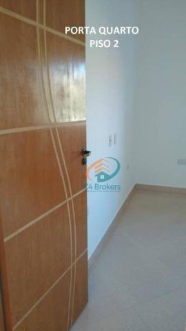Sobrado com 3 dormitórios à venda, 120 m² por R$ 220.000,00 - Jardim Oliveira II - Guarulh - Foto 12