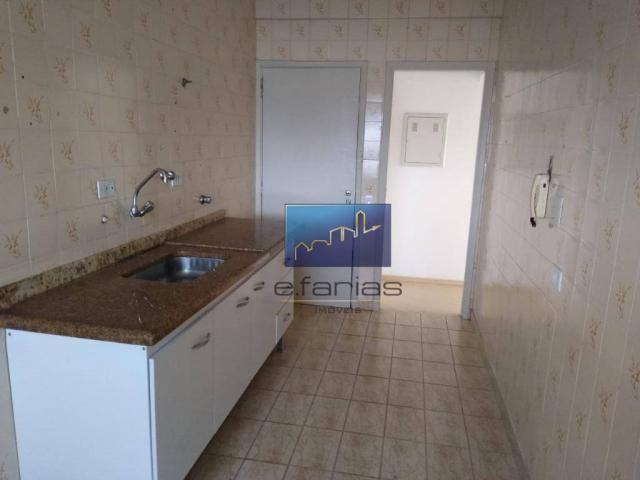Apartamento com 3 dormitórios para alugar, 70 m² por R$ 2.500,00/mês - Vila Matilde - São  - Foto 7