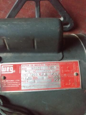 Motor de máquina de costura industrial - Foto 2
