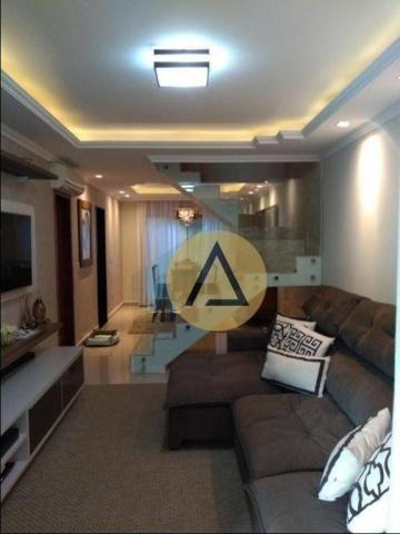 Casa com 2 dormitórios à venda, 90 m² por R$ 300.000 - Residencial Rio Das Ostras - Rio da - Foto 6