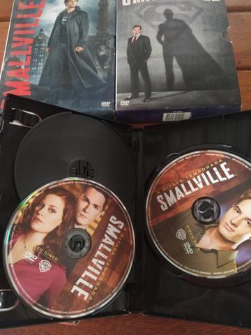 Dvds Box Smallville Original - Foto 3