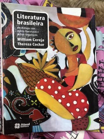 Livro - Literatura brasileira: Em diálogo com outras literaturas e outras linguagens - Foto 2