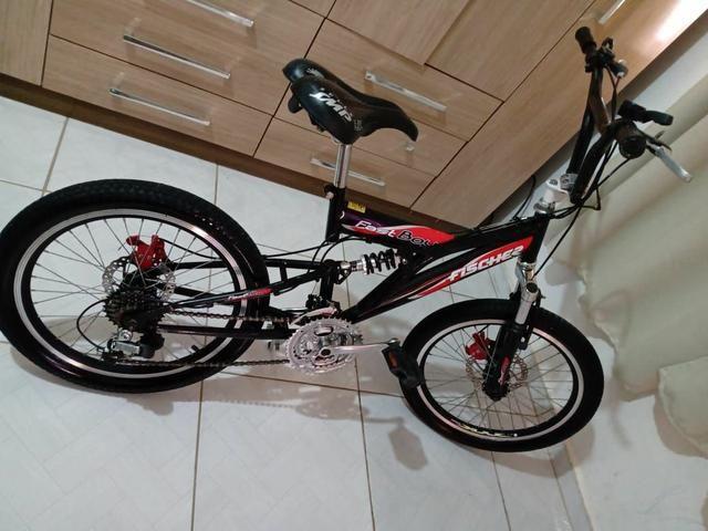 Bicicleta aro 20 leia o anúncio - Foto 2