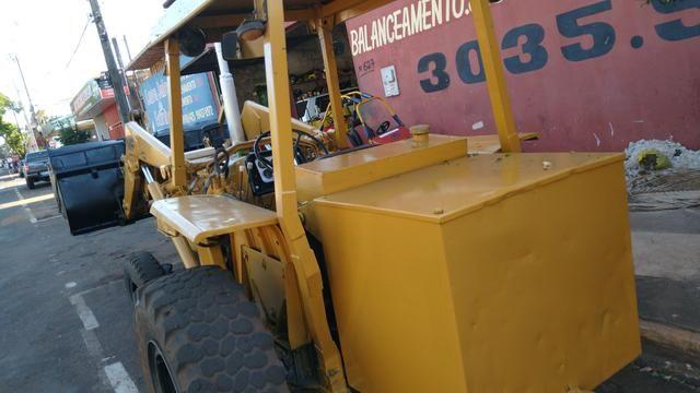 Trator Pá Carregadeira Massey Ferguson 86 - Foto 4