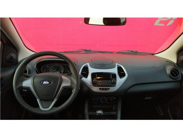 Ford Ka 1.5 ti-vct flex se sedan manual - Foto 5