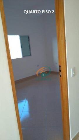 Sobrado com 3 dormitórios à venda, 120 m² por R$ 220.000,00 - Jardim Oliveira II - Guarulh - Foto 14
