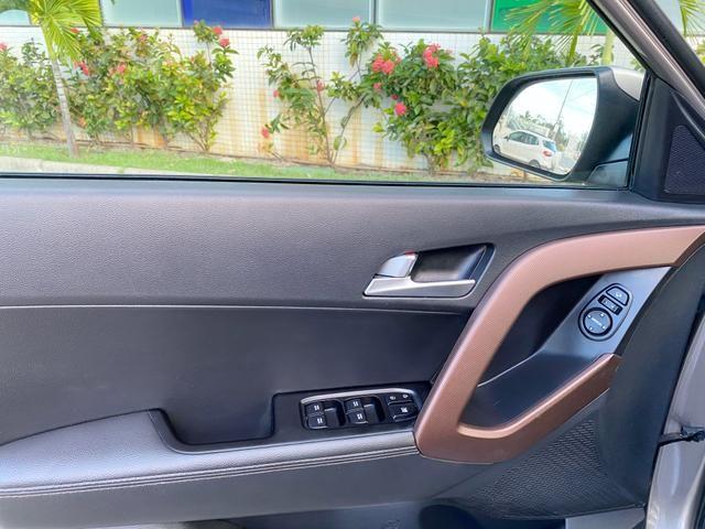 Creta prestige 2.0 aut emplacada 2020 ano 2018/2019 - Foto 19