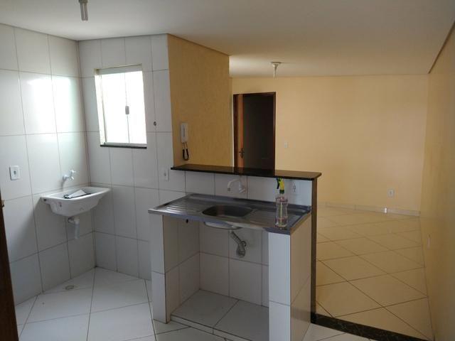 Apto novo 1 qto, sem taxa de Condomínio - Guará 2 - Foto 14