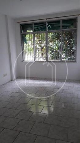 Apartamento à venda com 2 dormitórios em Rio comprido, Rio de janeiro cod:879164