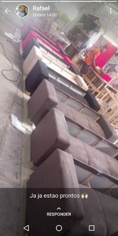 Jogo de sofa 2 e 3 lugares