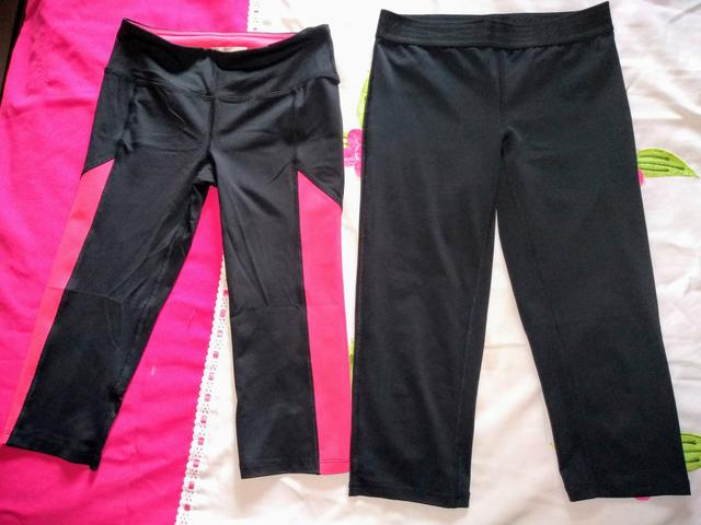 Calças legs feminina ( Tam. M ) por 25 reais