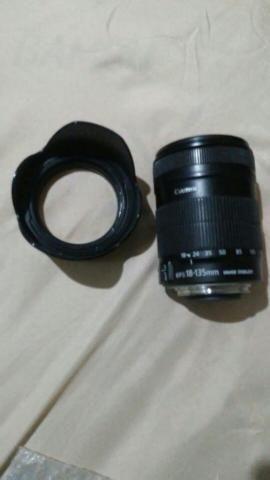 Canon t3i + lente 18-135 - Foto 5