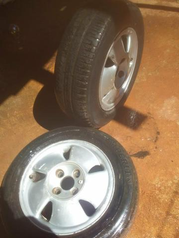Roda Chevrolet - Foto 2