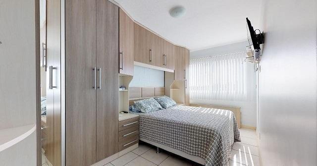 Vende Apto 2 Dormitórios com Garagem Coberta - Foto 5