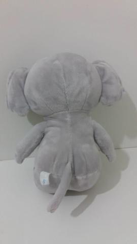 Lindo elefante de pelúcia - Foto 3