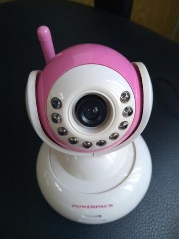 Baba eletrônica Powerpack baby monitor