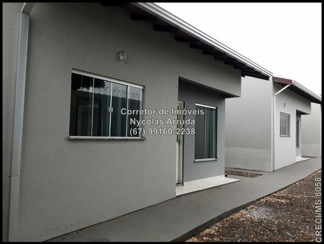 Casa Nova no Guanandi - Condomínio Fechado - Foto 2