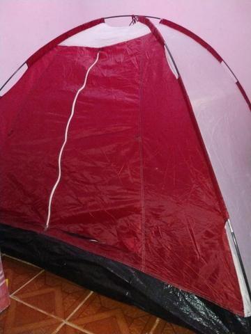 Barraca acampamento (4 Pessoas) - Foto 3