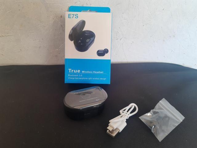 Fone E7S Sem Fio Bluetooth - Foto 5