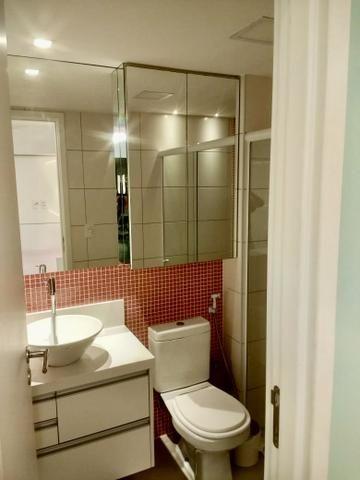 Vendo Ap. Condomínio La Place, 9 andar, Torre Lilac, 112m, 3 suítes, Varanda Gourmet - Foto 8