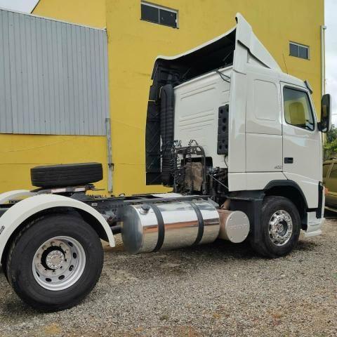 Vendo Volvo FH 400 4x2 toco ano 2009 Com Ar Condicionado - Foto 4
