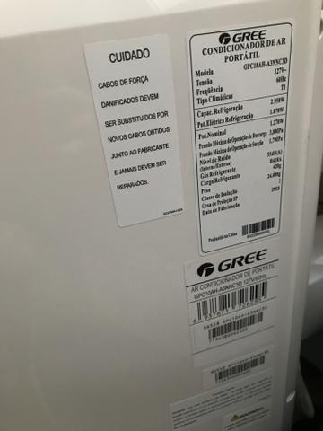 Aparelho de ar condicionado portátil 12.000 - Foto 5