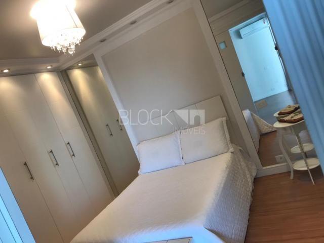 Apartamento para alugar com 1 dormitórios em Barra da tijuca, Rio de janeiro cod:BI7154 - Foto 14