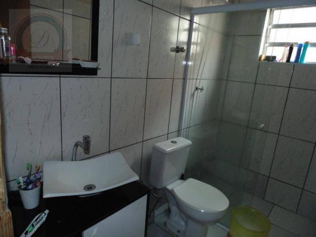 Casa com 3 dormitórios para alugar, 90 m² por R$ 1.335,00/mês - Parque São Jorge - Campina - Foto 14