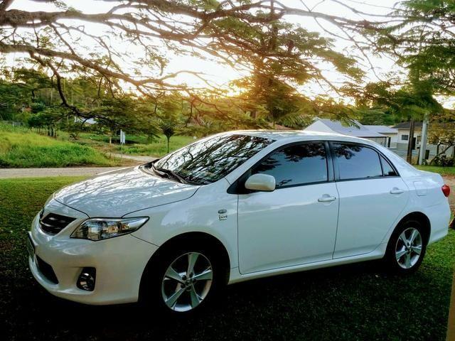 Toyota Corolla automático 2014 por apenas - Foto 8