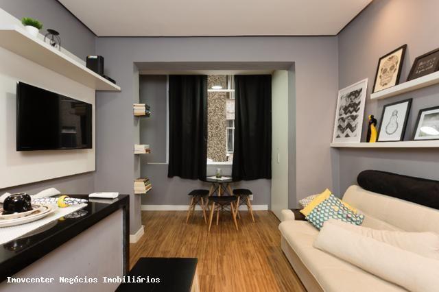 Apartamento para Venda em Rio de Janeiro, Copacabana, 1 dormitório, 1 banheiro