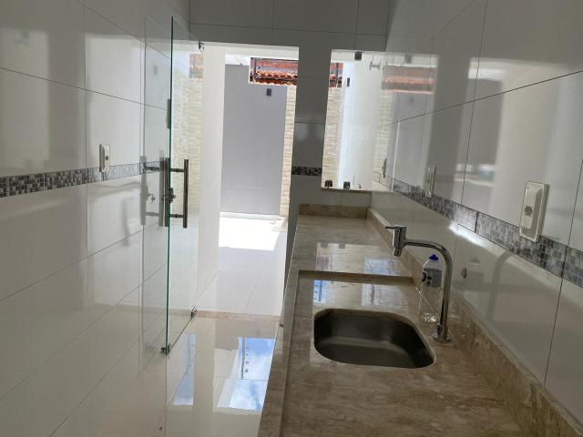 Casa com 3 dormitórios na Areia Branca // #suíte #churrasqueira