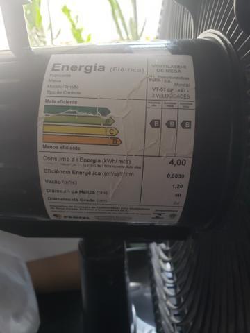 Ventilador Mondial Turbo - Foto 4
