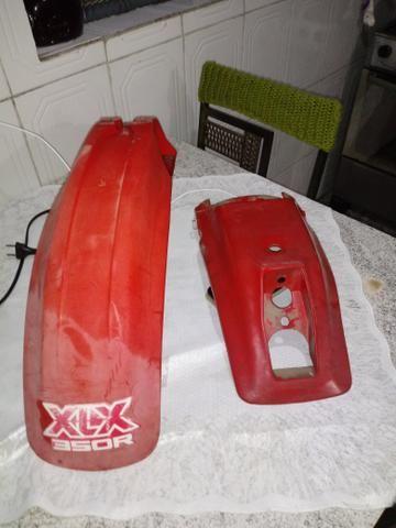 Paralamas xlx 350 - Foto 2