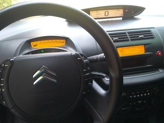 Citroen C4 GLX 1.6 2010 ( AC Troca CAR. GNV) - Foto 3
