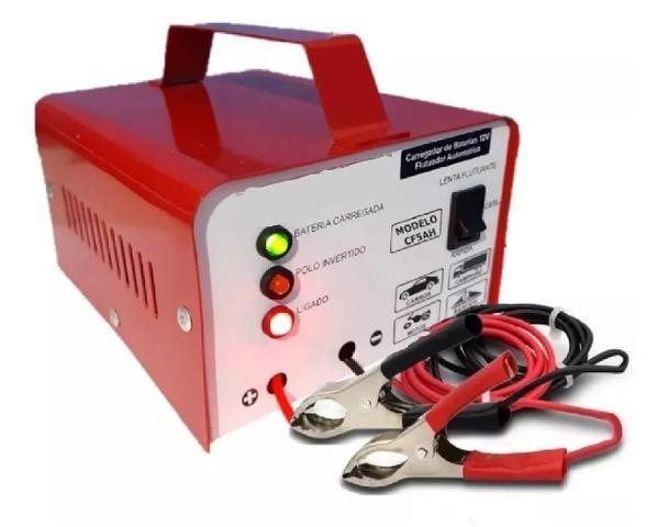 Carregador de baterias cargas rapida e lenta- anuncio de loja