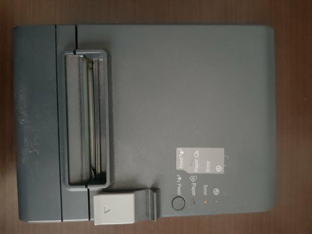 Impressora cupom fiscal Epson TM-T20 - Foto 6