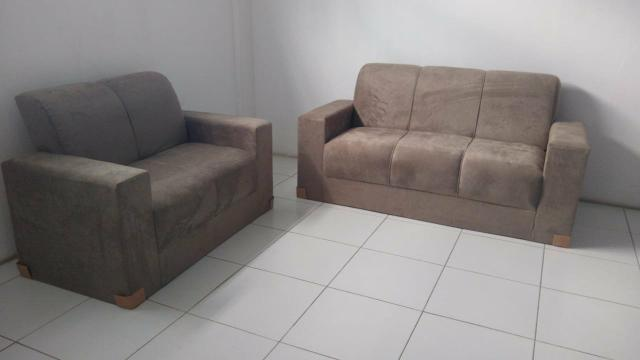 Jogo de sofa 2 e 3 lugares - Foto 3